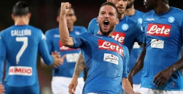 Napoli Bidik Trofi Juara Liga Europa
